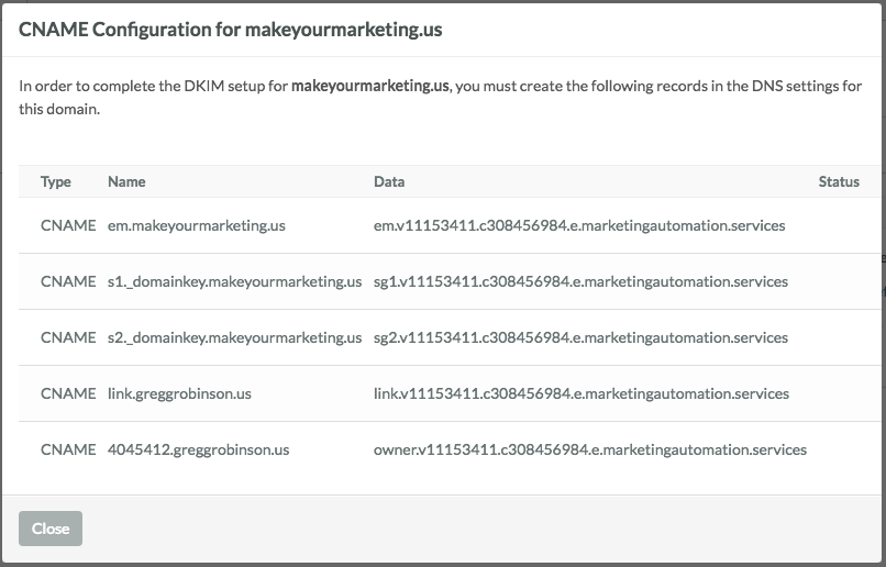 Authenticating Emails: DKIM and SPF – SharpSpring